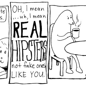 Volume 1, Issue 4: RealHipsters