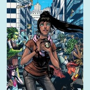 Review: Image Comics' Shutter #1 and2