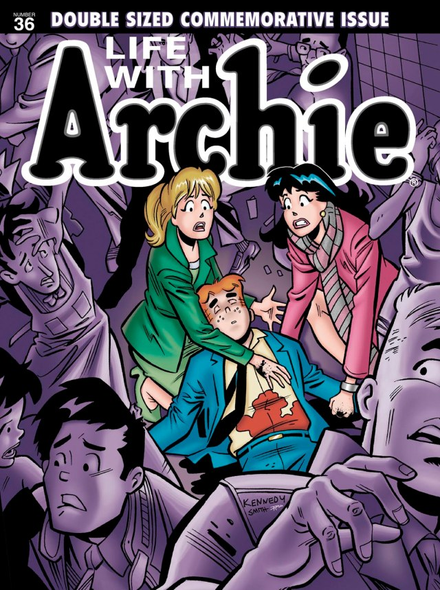 Comics-Archie Death