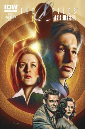 Review: The X-Files: Year Zero #1