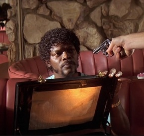 A Note on Pulp Fiction's Briefcase 20 Years Later