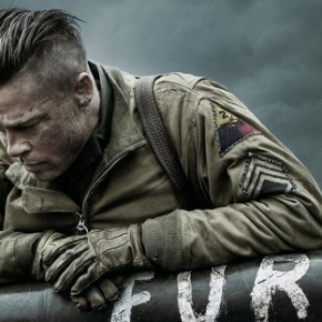 War Movies. What Are They Good For?  A review of Brad Pitt's Fury