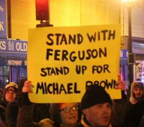 What are these Ferguson people protestinganyway?